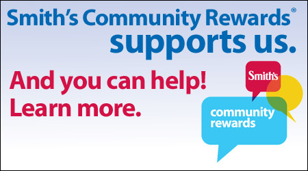Donate through Smith's Rewards Program